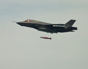 F-35 Weapons Separation 1