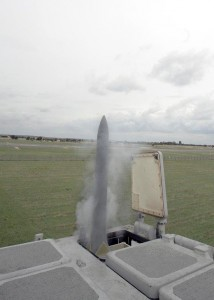 2013-09-12 MBDA's CAMM launched from Lockheed Martin Launcher 01 (c) MBD