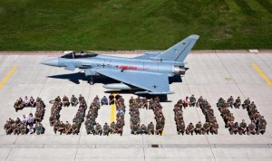The global Eurofighter Typhoon fleet has achieved more than 200 000 flying hours_image 2