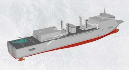 Le nuove navi polivalenti della marina militare analisi - Nuova portaerei italiana trieste ...