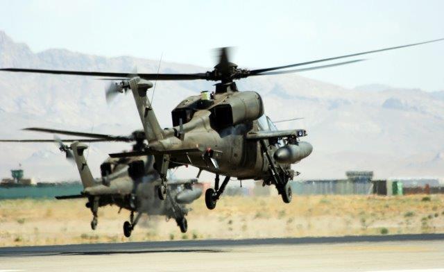 Elicottero 7 Posti : Mila ore di volo per i mangusta in afghanistan