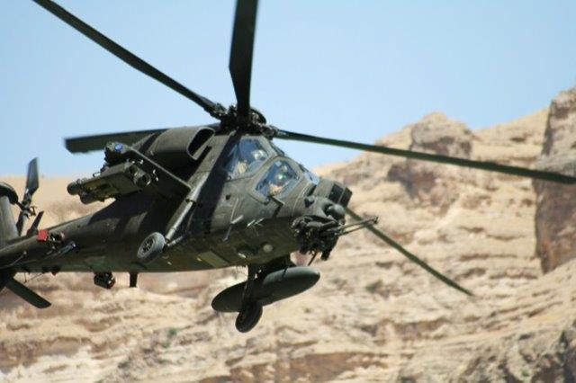 Elicottero Mangusta : Mila ore di volo per i mangusta in afghanistan