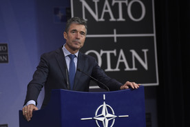 Meetings of NATO Foreign Ministers in Brussels - Press conference by the NATO Secretary General