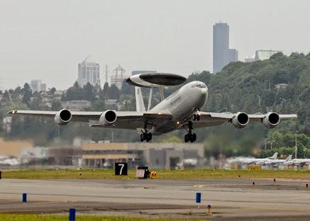 L'ARABIA SAUDITA AGGIORNA LA FLOTTA DI AWACS - Il contratto prevede la forniture di cinque sistemi Block 40/45 per il calcolo di missione e 20 sistemi IFF di nuova generazione