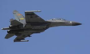 """CACCIA J-11 CINESE """"SFIORA"""" UN P-8 AMERICANO SOPRA HAINAN - Ad affrontarsi un jet Shenyang J-11 cinese e un P-8 Poseidon statunitense"""
