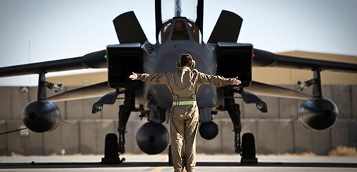 AFGHANISTAN: I TORNADO DELLA RAF LASCIANO KANDAHAR - Conclusa dopo dieci anni la missione afghana ritirando l 11 novembre da Kandahar i bombardieri Tornado GR.4