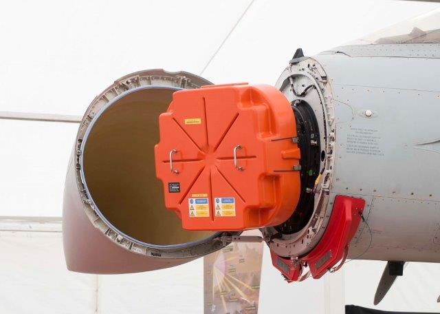 UN MILIARDO PER IL RADAR CAPTOR-E DEL TYPHOON - molteplici vantaggi operativi rispetto ai radar a scansione meccanica