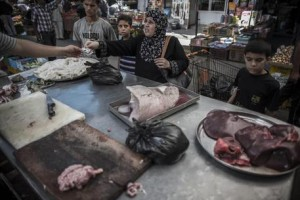 Daily life in Gaza resumes during short ceasefire with Israel