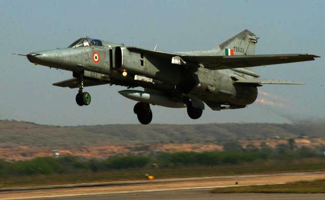 IN RADIAZIONE I PRIMI MIG-21 E MIG-27 INDIANI - 54 velivoli tra MiG-21 e MiG-27