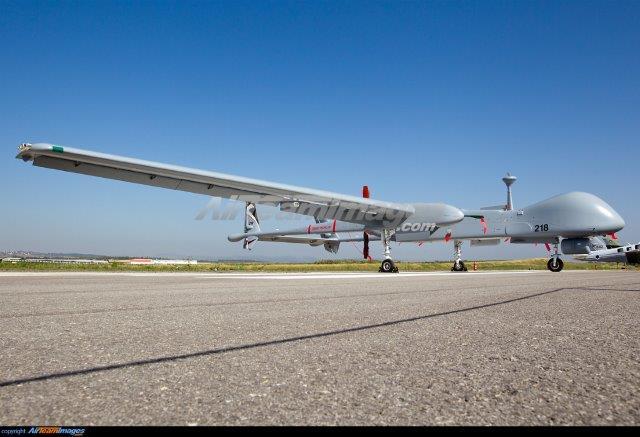 L'INDIA COMPRA 10 DRONI IAI HERON TP PER 400 MILIONI DI DOLLARI - Approvato l'acquisto di 10 droni armati da Israele