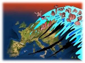 L'ondata migratoria
