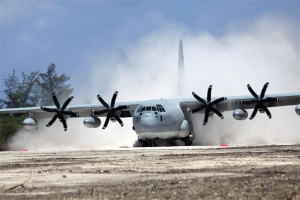 C-130J PER L'ARMÈE DE L'AIR - approvata la vendita di Major Defense Equipment per 350 milioni di dollari alla Francia