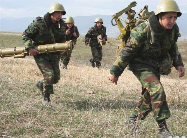Nagorno Karabkh: violenti scontri tra forze armene e azere