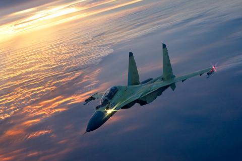 SUkhoi 30