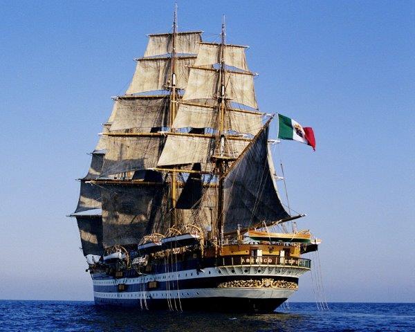 La Vespucci arriva a Venezia, ecco quando e dove visitarla