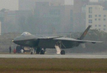 Chengdu-J-XX-VLO-Prototype-6S
