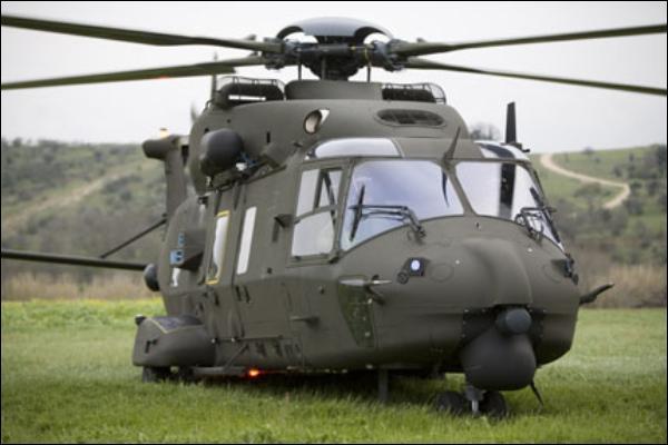 Elicottero 90 : A herat il primo elicottero nh dell aves analisi difesa
