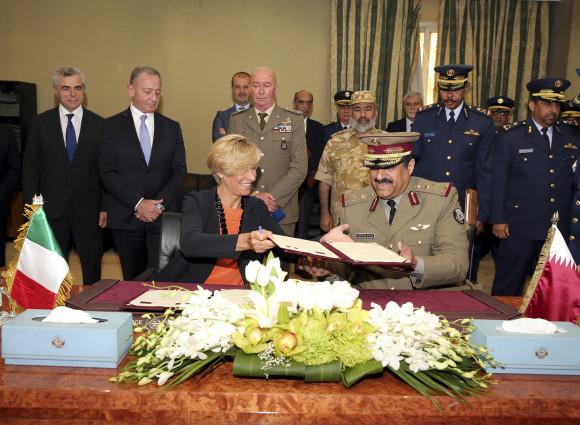 Fincantieri: accordo con Qatar per sette unità navali