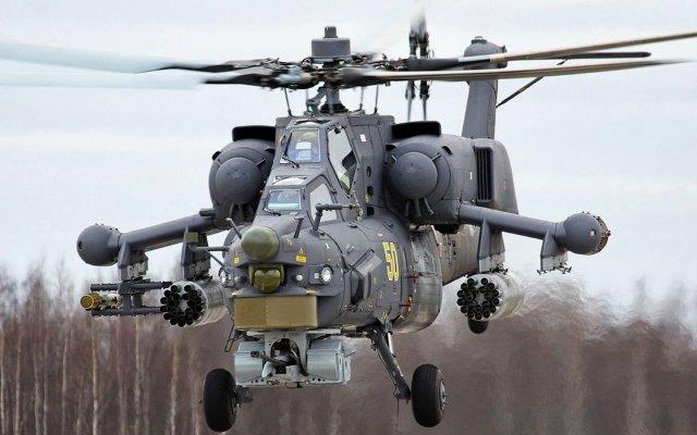 Risultati immagini per Mi-28NM