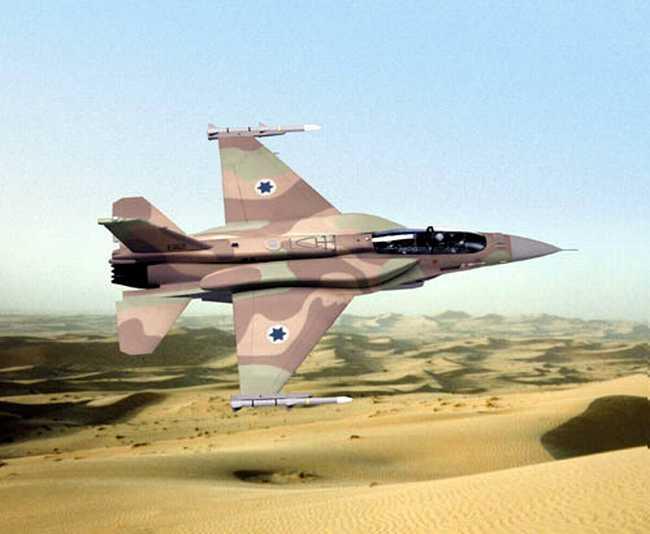 israeli-f16