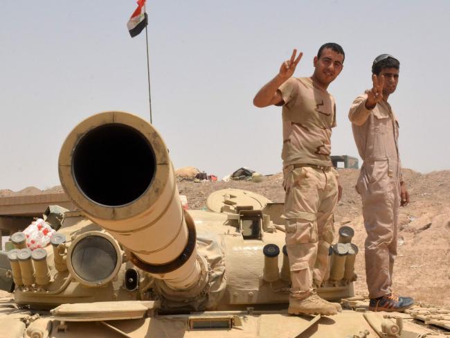 I peshmerga alla Gran Bretagna: aiutateci contro gli attacchi chimici dell'Isis
