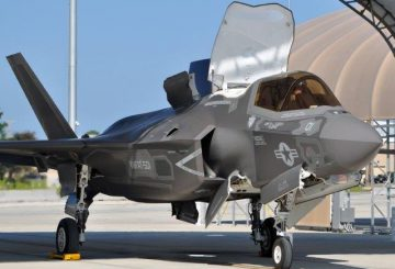 200th_F-35_AB_combined_sortie_Maj_Rountree_in_cockpit_after_land_24_Aug_201211