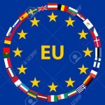 27556256-Flag-EU-with-flags-of-countries-members-of-European-Union-Stock-Vector