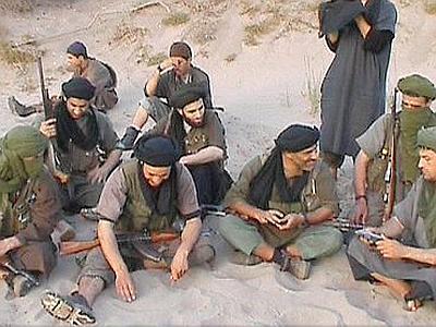 Risultati immagini per terroristi algerini