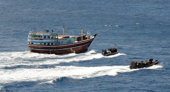 Abbordaggio-di-una-nava-madre