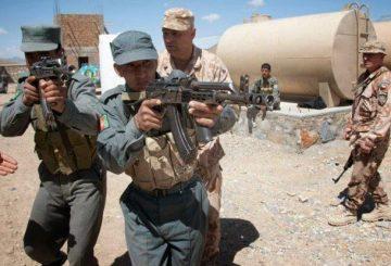 Afghanistan-police