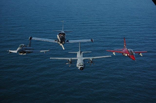 Alenia-Aermacchi-Eurofighter-SF-260-C-27J-M-346