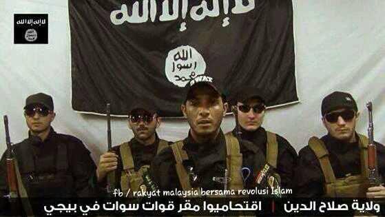 Anggota-ISIS-menyamar-sebagai-anggota-elit-SWAT