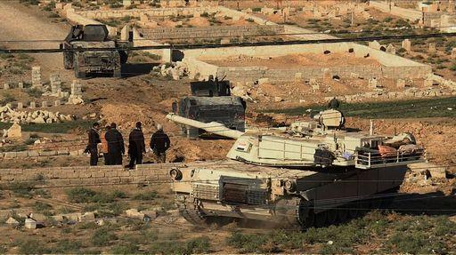 Carri-iracheni-Mosul-Askanews