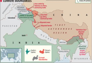 China-India-Border-Disputes