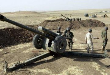D-30-122-mm-Kurdisg-Army