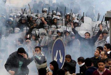 Egypt-demonstrations