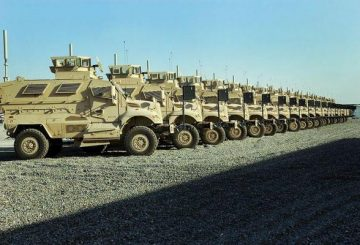 Egypt-receives-surplus-US-armored-vehicles