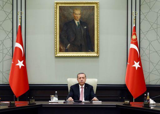 Erdogan-Askanews