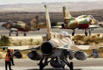 F-16-Israel
