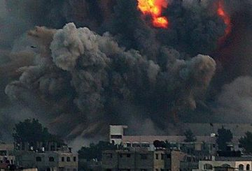 IAF_strike_on_Gaza_7_14