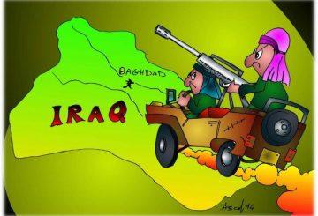 IRAQ-conflitto