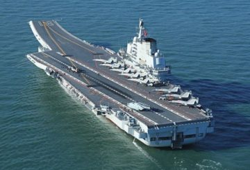 Pronta al combattimento la portaerei liaoning analisi difesa - Nuova portaerei ...