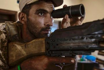 Milizia-NMisurata-a-Sirte-AFP1