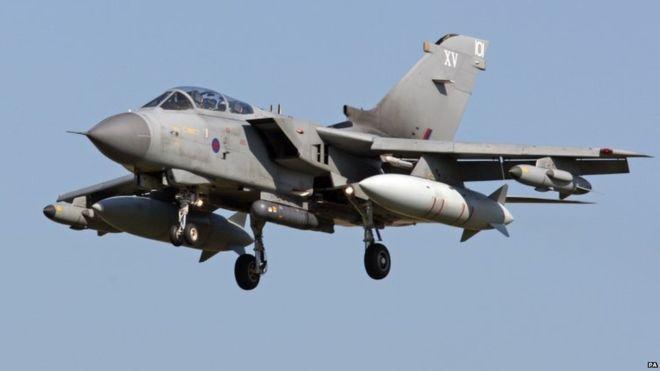 RAF-Tornado