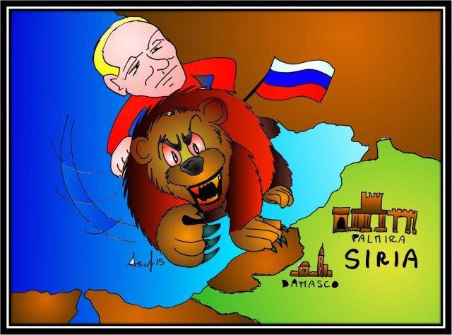 Russia-in-Siria