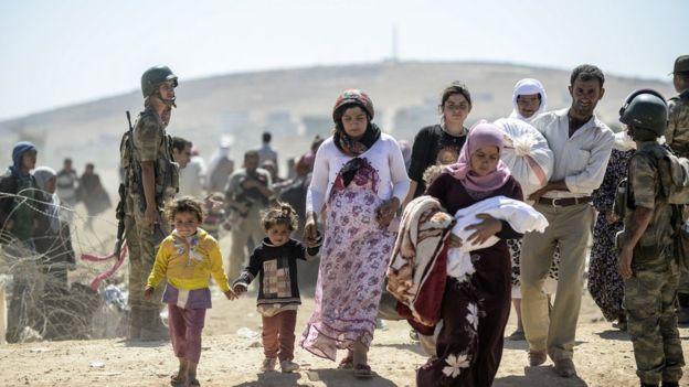 Sirian-refugees-AFP