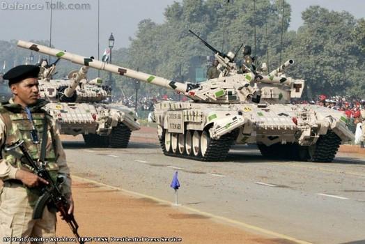 T-72M1_India