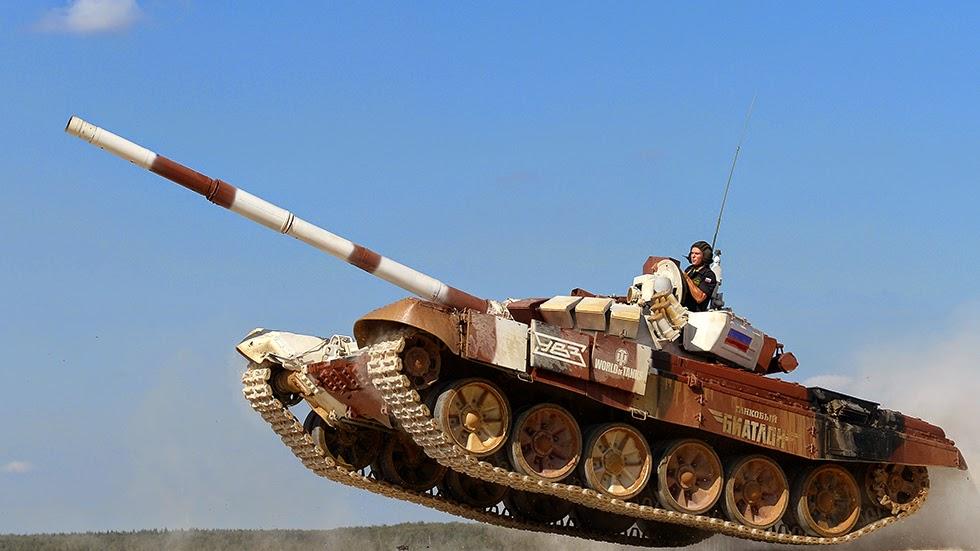 TankBiathlon