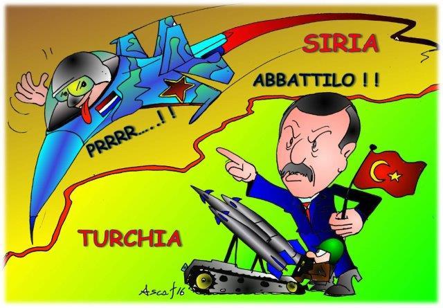 Turchia-Russia