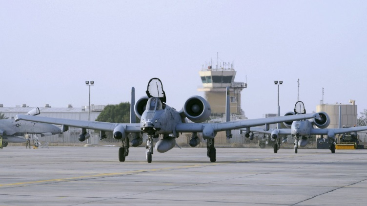 USAF-A-10-in-Kuwait-Ahmed-al-Jaber-Air-Base